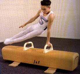 how to teach a flair pommel