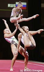 XX Acrobatic Gymnastics World Championships 2006